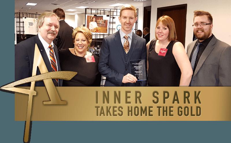 Inner Spark Gold Addy
