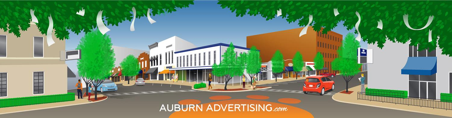 So What is Auburn Advertising?