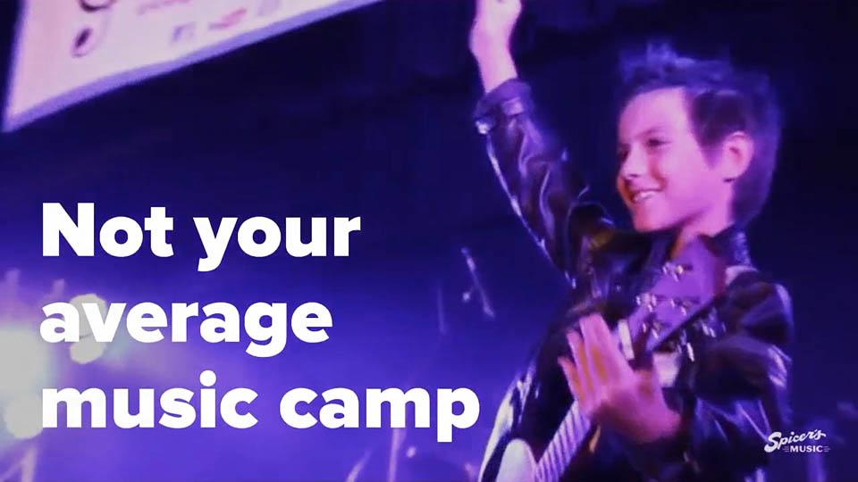 Spicer's Music: Rock Camp