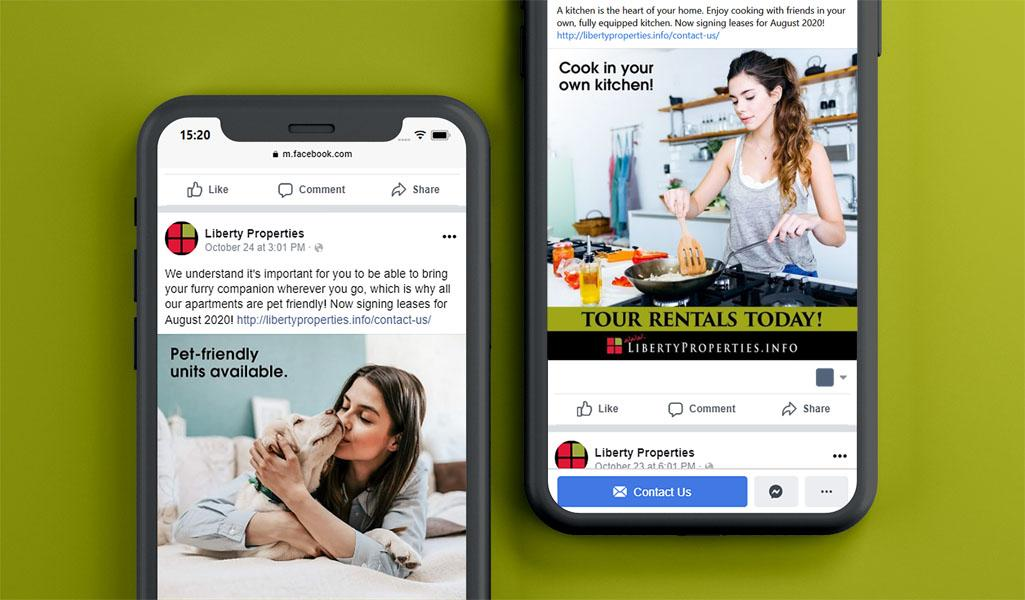 Organic Social Media Management