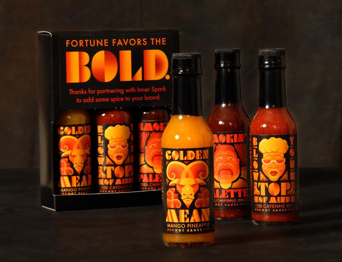 Inner Spark Hot Sauces