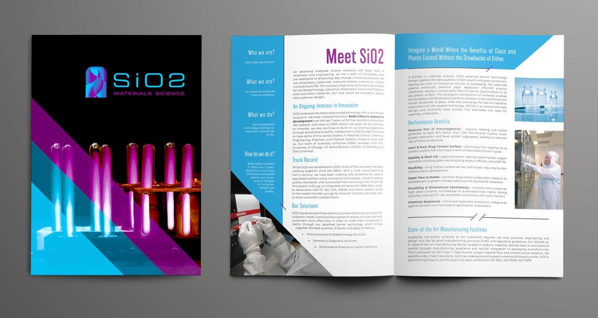 SiO2 Brochure